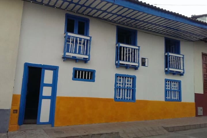 Filandia, Quindío, Eje cafetero - Filandia - Haus