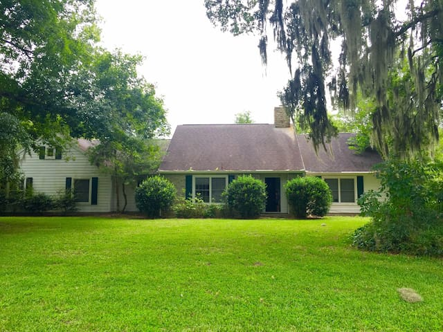Friendly cottage with barn and pool - Ocala - Hus