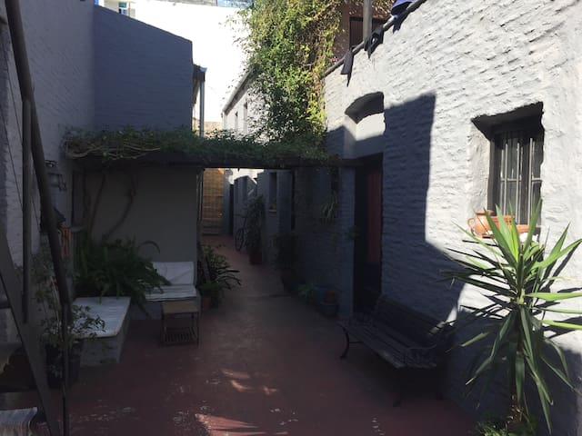 Habitación privada  Barrio Sur Montevideo
