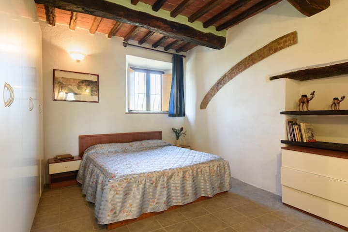 Appartamento Crete Senesi - Castelnuovo Berardenga - Apartemen