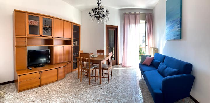 Spacious 2 rooms - bilocale for rent