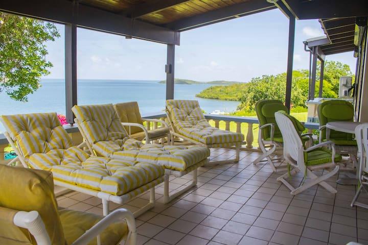 Antigua & Barbuda, Ocean View Cottage
