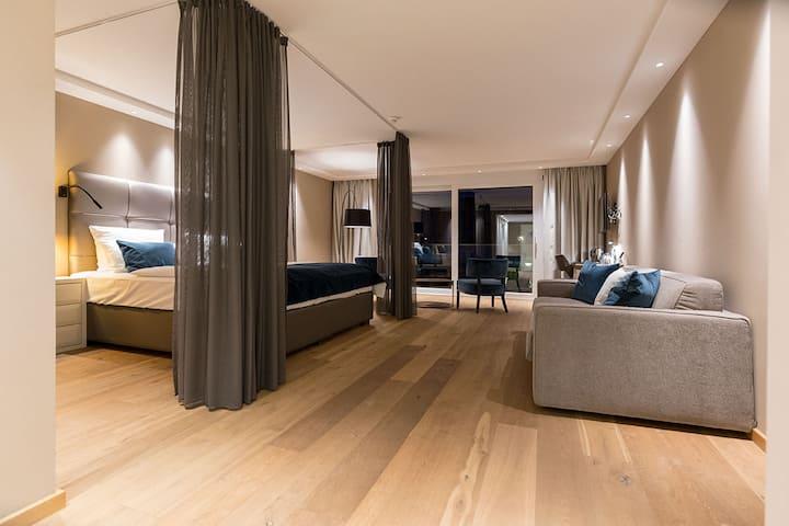 Hotel Aurelia, (Aldingen), Deluxe Doppelzimmer