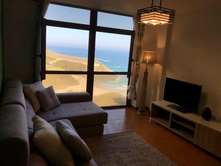 Costa Da Morte Deluxe | Primera línea de playa