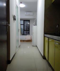 地铁10号线角门东附近350米七克拉公寓干净舒适方便商务现代简约 - Beijing - Flat