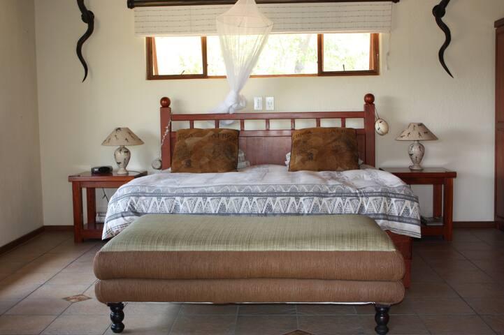 Cottage King Bedroom