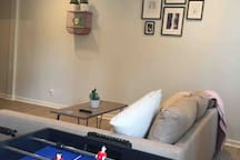 Living Room - Games