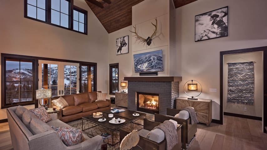New 4 Bedroom luxury home at Blackstone Lodge - Steamboat Springs - Ház