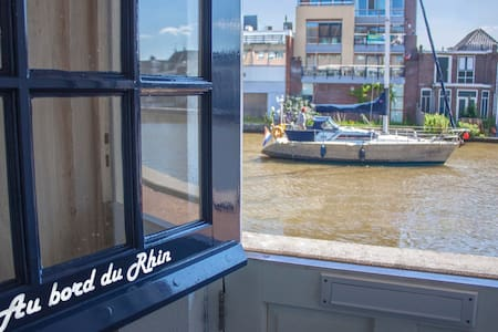 Logeren hartje centrum aan de Rijn! - Alphen aan Den Rijn
