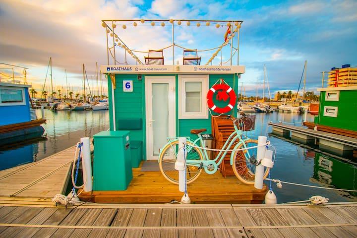 Rent Deluxe Boat  - Mediterranean Experience