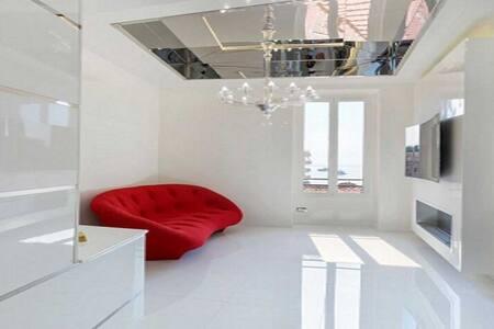 New LUX Apt Monte Carlo City Centre - Monaco - Apartment