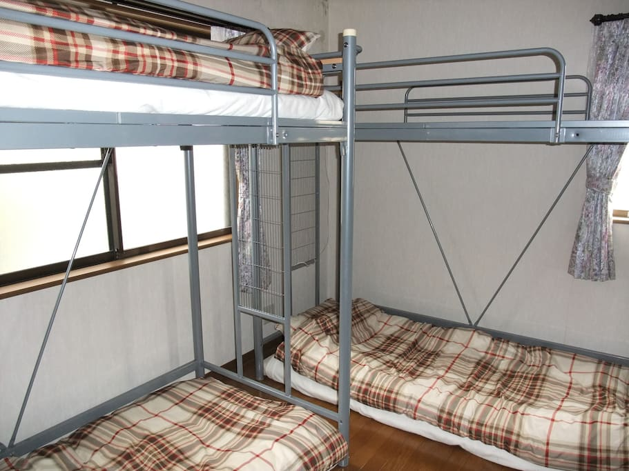 Mix shared dorm