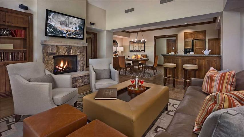 FREE LIFT TICKETS! Bachelor Gulch – Ski in / Ski out luxury - Chambon #3703, 2BR
