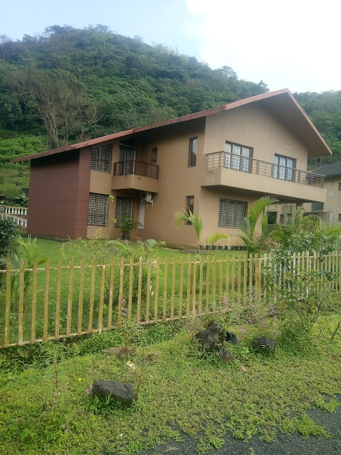 LAVASA - 4BHK FULLY FURNISHED VILLA CITY VIEW