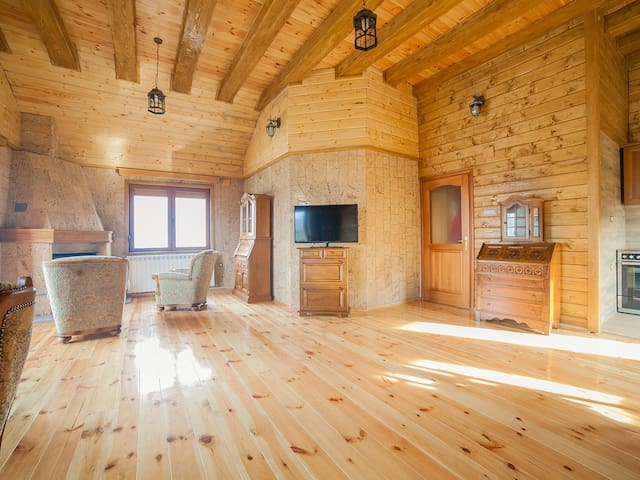 Gacka - Luxury Cottage with Two Rooms and Balcony - Mojkovac - Bed & Breakfast
