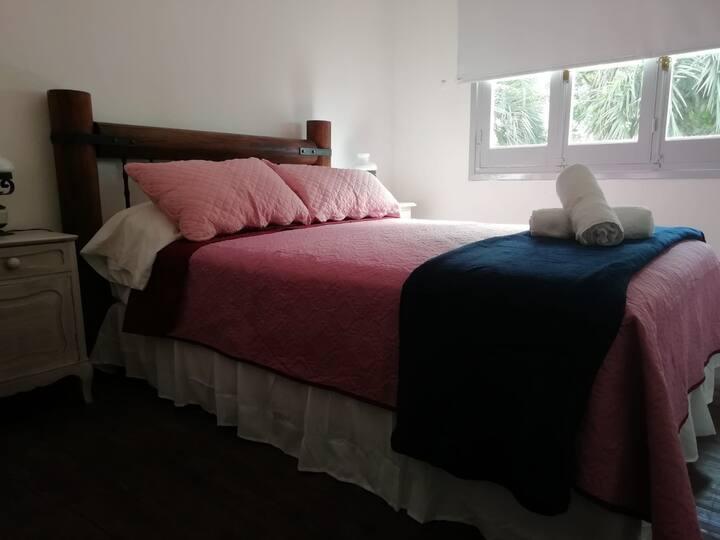 208Habitación doble en Hotel Puerto Las Palmas