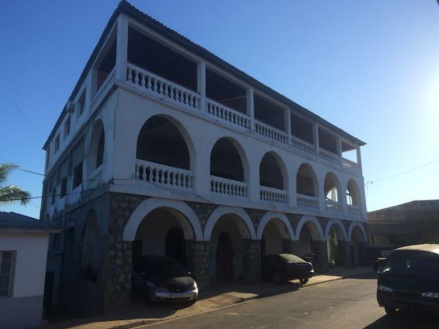 Hôtel de la Mer Chambre Double Vue Mer (ch20) - Hell-Ville - Complexo de Casas