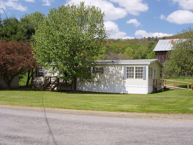 Charlotte Valley Cottage