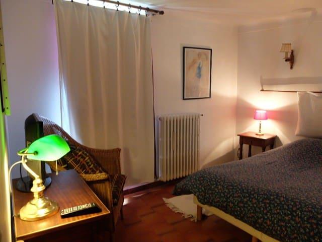 Chambres d'Hôtes de l'Abbaye - Montbrun-les-Bains - Apartemen