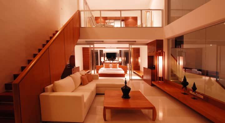 The Quarter Resort,Phuket (Cozy Grand ,2bedroom )