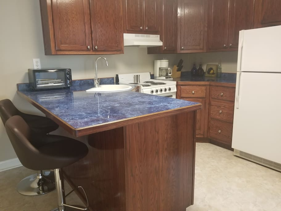 Private Kitchen for guests