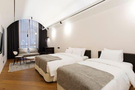 Family Triple Room / JS Boutique Hotel