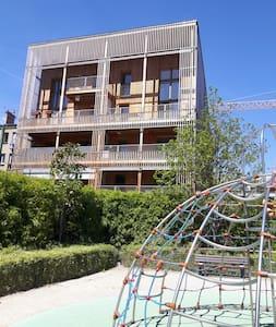 Duplex neuf à la porte de Paris - Aubervilliers