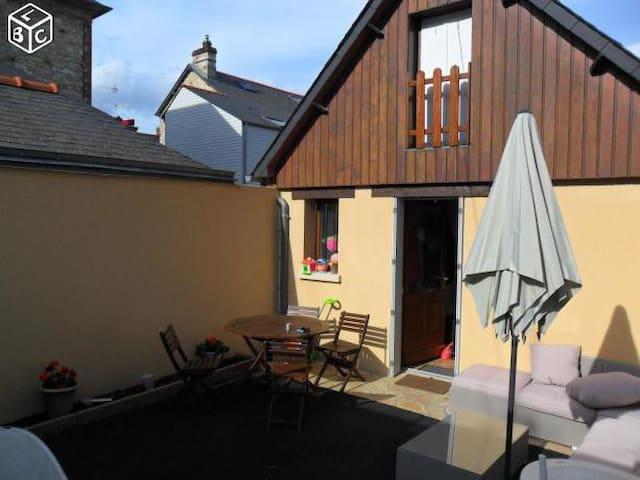 Charmante maison de Ville - Rennes Pont de Nantes - Rennes - Maison