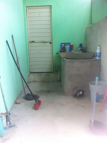 habitación sencilla con buena ubicación, economica - Tuxtla Gutiérrez - Appartement
