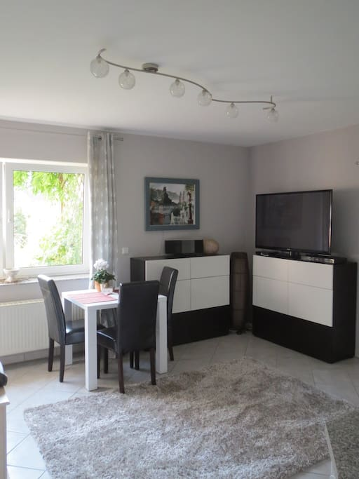 sch nes neues apartment in koblenz apartments for rent. Black Bedroom Furniture Sets. Home Design Ideas