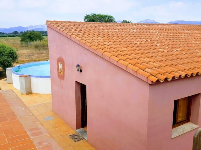 """Mas de les Orenetes"" Countryhouse  (private pool)"