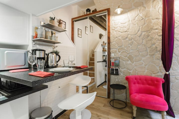 Cosy apartment in heart of Marais