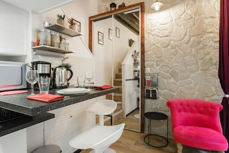 Cosy apartment in heart of Marais - Paryż