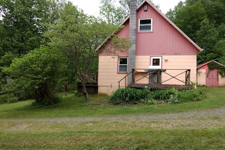 *Catskills Delaware Private, Safe, WiFi, near NYC*