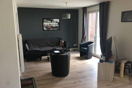 T2 60m2 centre ville - Amiens - Appartamento
