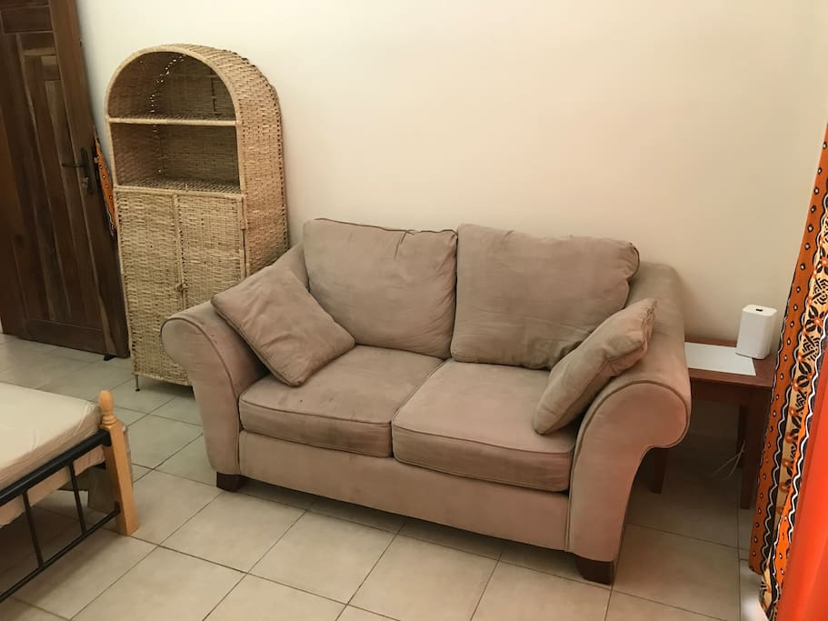 Private Bedroom (sofa and armoire)