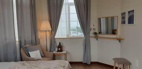 애월 '노을이야기'- 독채 마를린, Ocean View