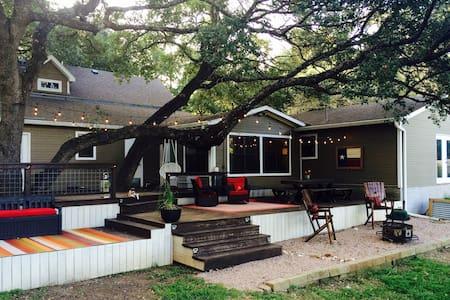 Classic Texas Country Home .48acr Near Lake Austin - Austin