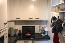 Kleines, völlig neu renoviertes Apartment