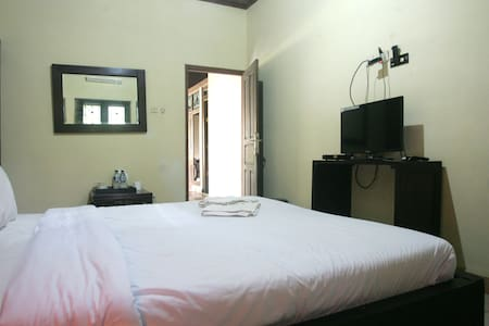 Room in Traditional Javanese house - Yogyakarta City