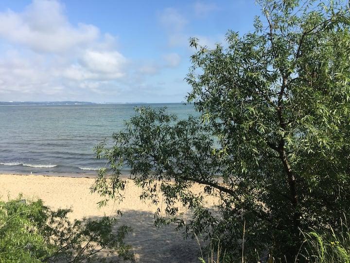 Mieszkanie w Nowym Porcie (Plaża 2 km)