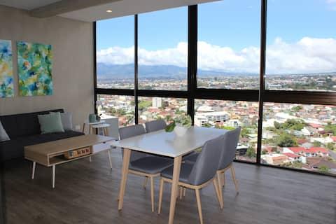Spectacular View! Modern 21st Floor Apartment