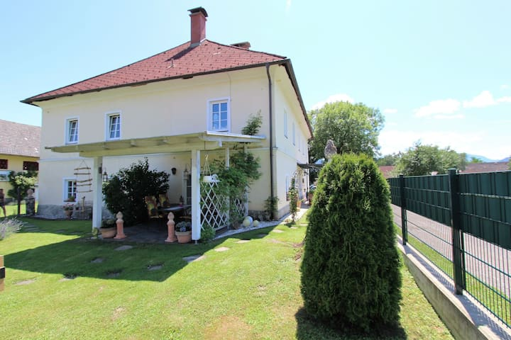 Luxury Apartment in Carinthia near Forest