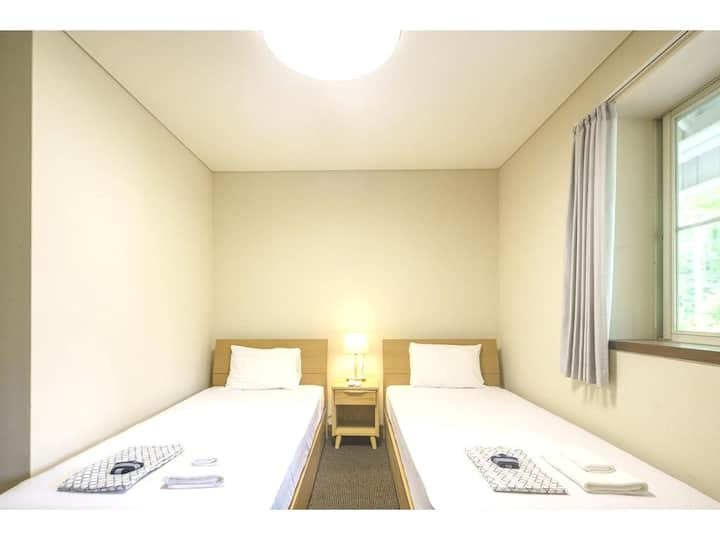 Bself Fuji Onsen Villa Twin Room