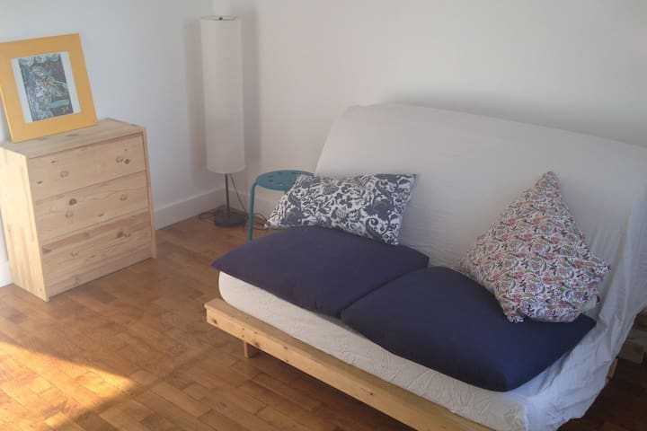Private room (1/2 persons) in Paris 18th district - París - Departamento