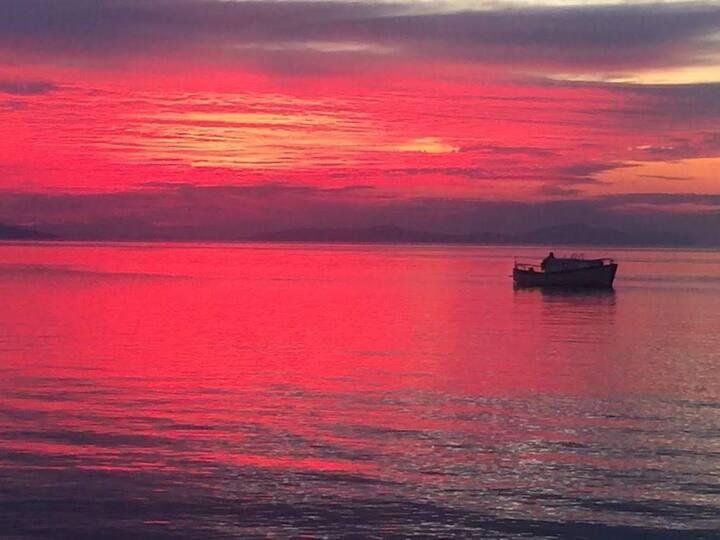 doğa deniz iç içe tatil  Tüm ev değil sadece ODA