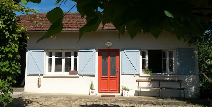 Renovated studio between Mâconnais and Beaujolais