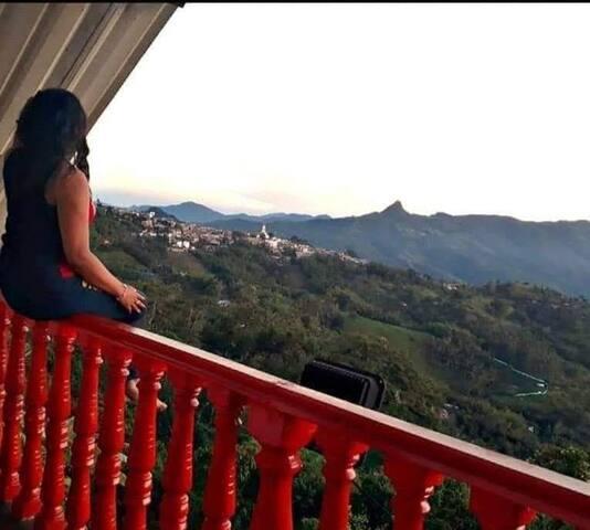 Cabaña El Mirador, la mejor vista de Vergara