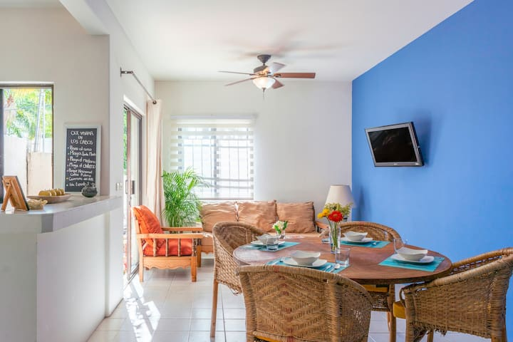 ·Blue apartment· great location