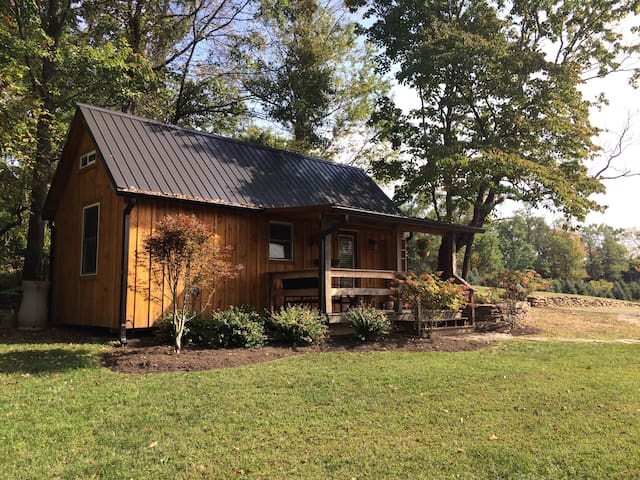 Remote Tiny House in Purcellville